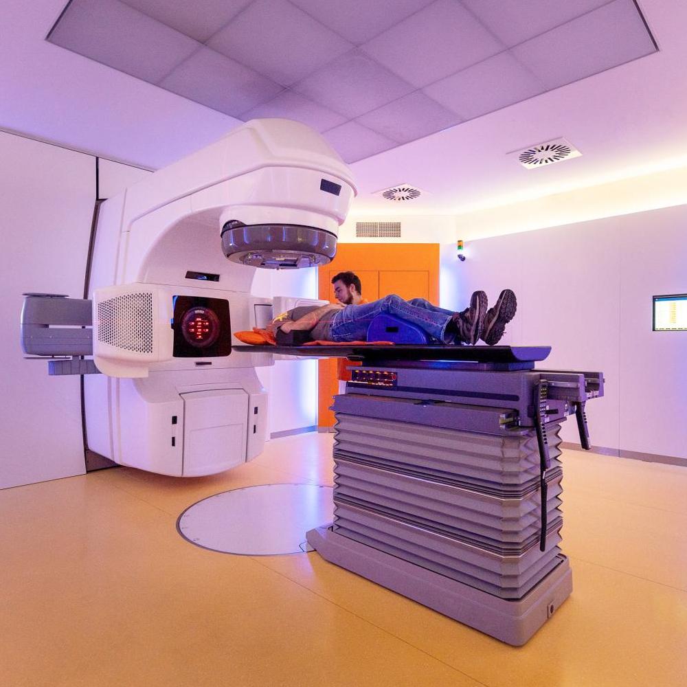 Linearbeschleuniger Strahlentherapie Baden-Baden